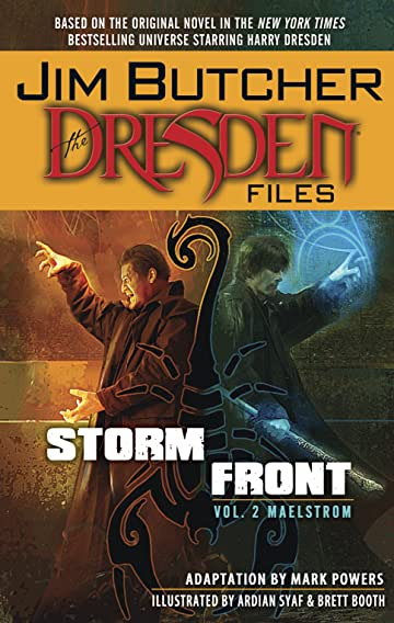 Jim Butcher's The Dresden Files: Storm Front Tome 2: Maelstrom