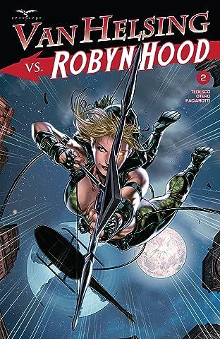 Van Helsing vs. Robyn Hood #2