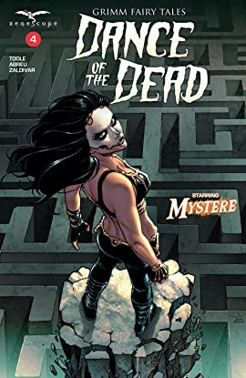 Grimm Fairy Tales: Dance of the Dead #4