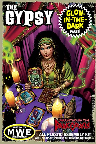 Daughters of the Dark Oracle The Curse of Ragdoll #1