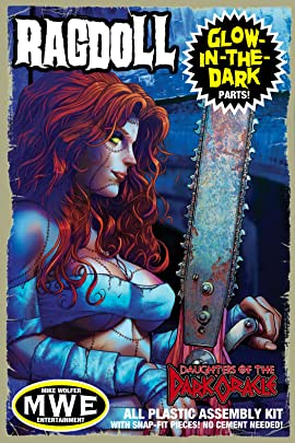Daughters of the Dark Oracle: The Curse of Ragdoll #2
