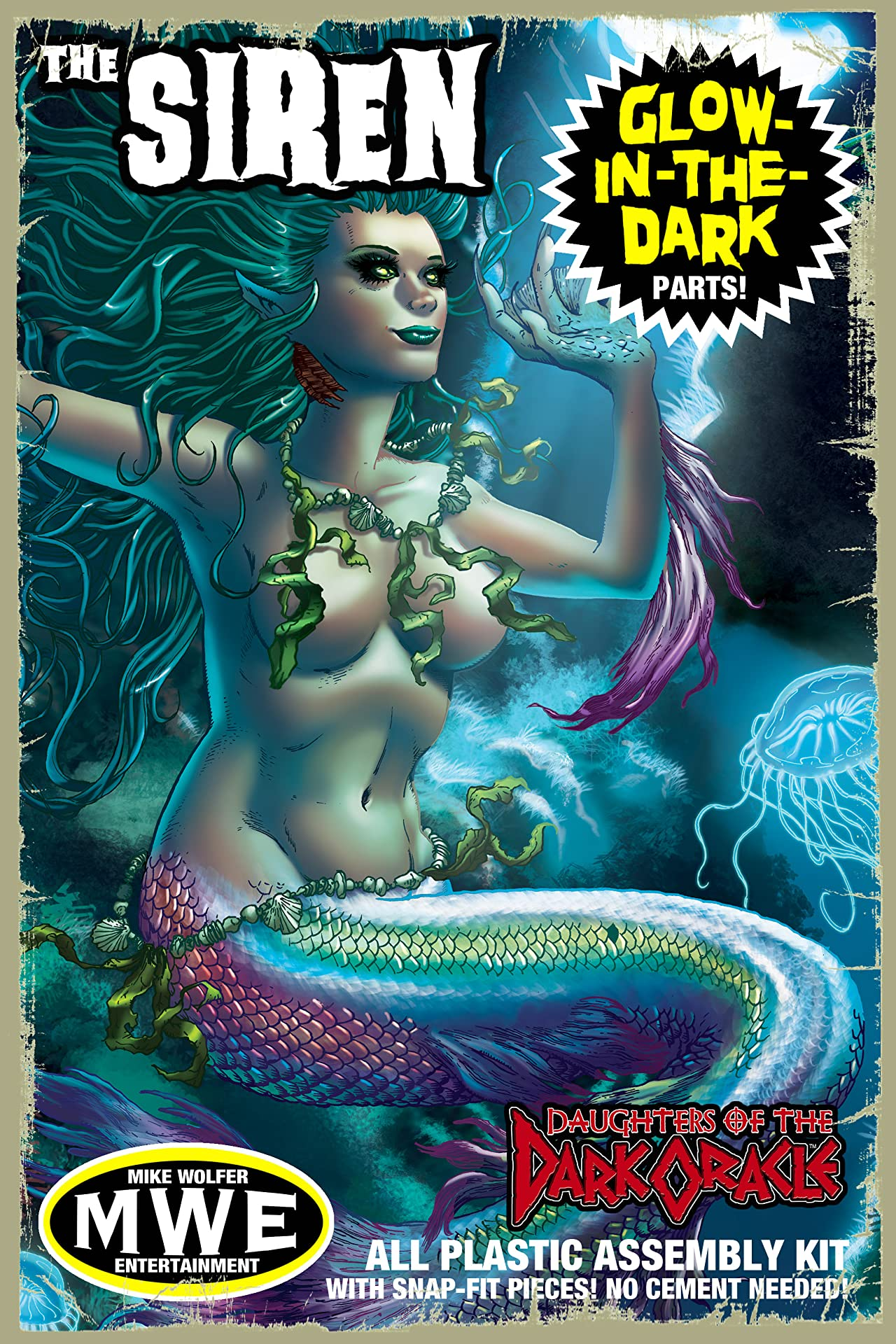Daughters of the Dark Oracle: The Curse of Ragdoll #3