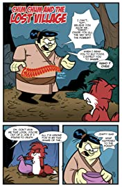 Chim Chum and the Portly Samurai #1