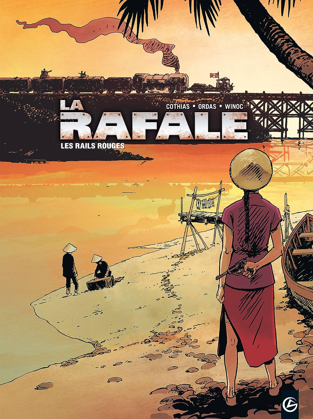 La Rafale Vol. 1: Les rails rouges