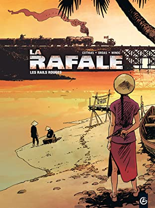 La Rafale Vol. 1: Les rails rouges