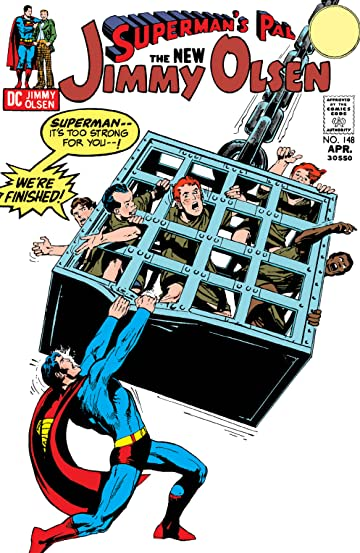 Superman's Pal, Jimmy Olsen (1954-1974) #148