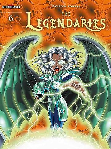 The Legendaries Vol. 6: Hand of the Future