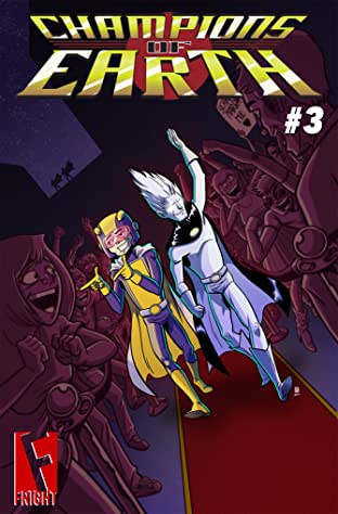 Champions of Earth #3
