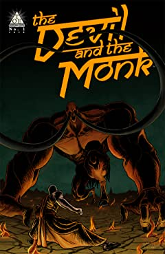 The Devil and the Monk #1