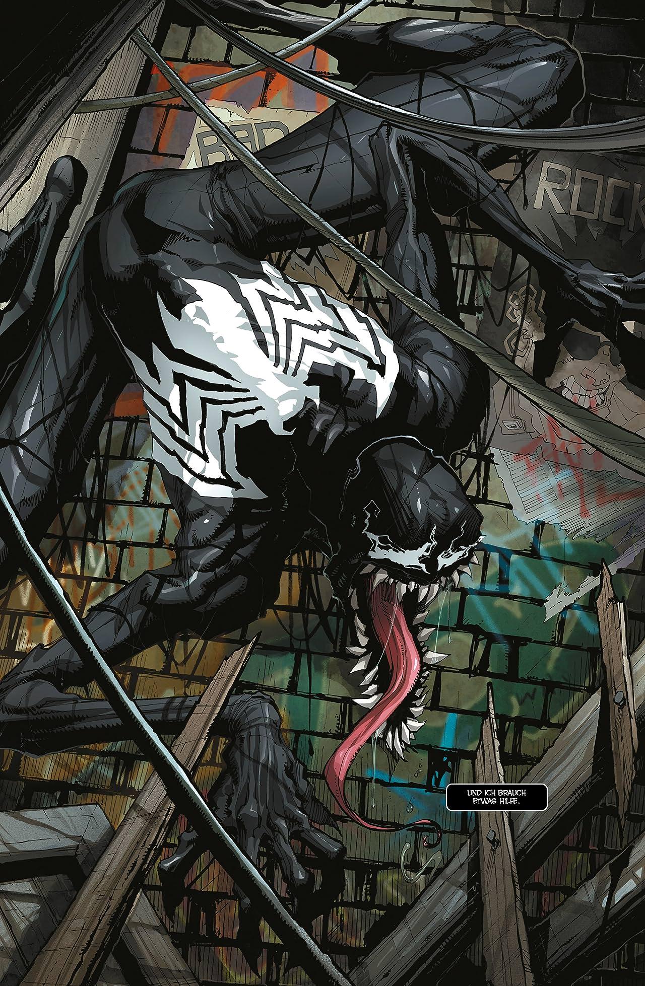 Venom Vol. 1: Finstere Rückkehr