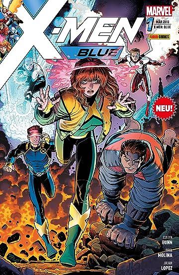 X-Men: Blue Vol. 1: Reise ins Blaue