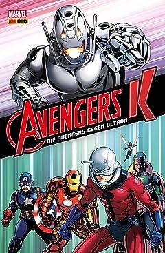 Avengers K: Avengers vs. Ultron
