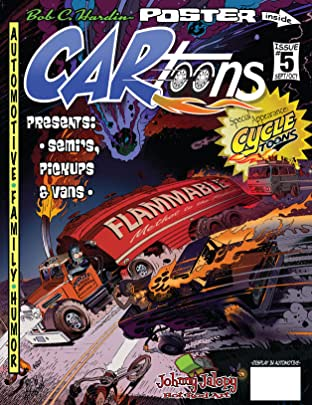 CARtoons Magazine #5