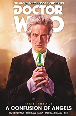 Doctor Who: The Twelfth Doctor - Time Trials Tome 3: Confusion of Angels