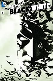 Batman Black & White (2013-2014) #5 (of 6)