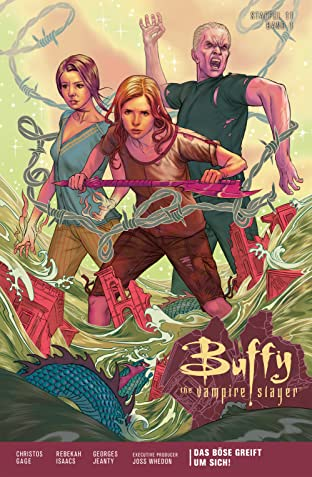 Buffy the Vampire Slayer Staffel 11 Vol. 1: Das Böse greift um sich