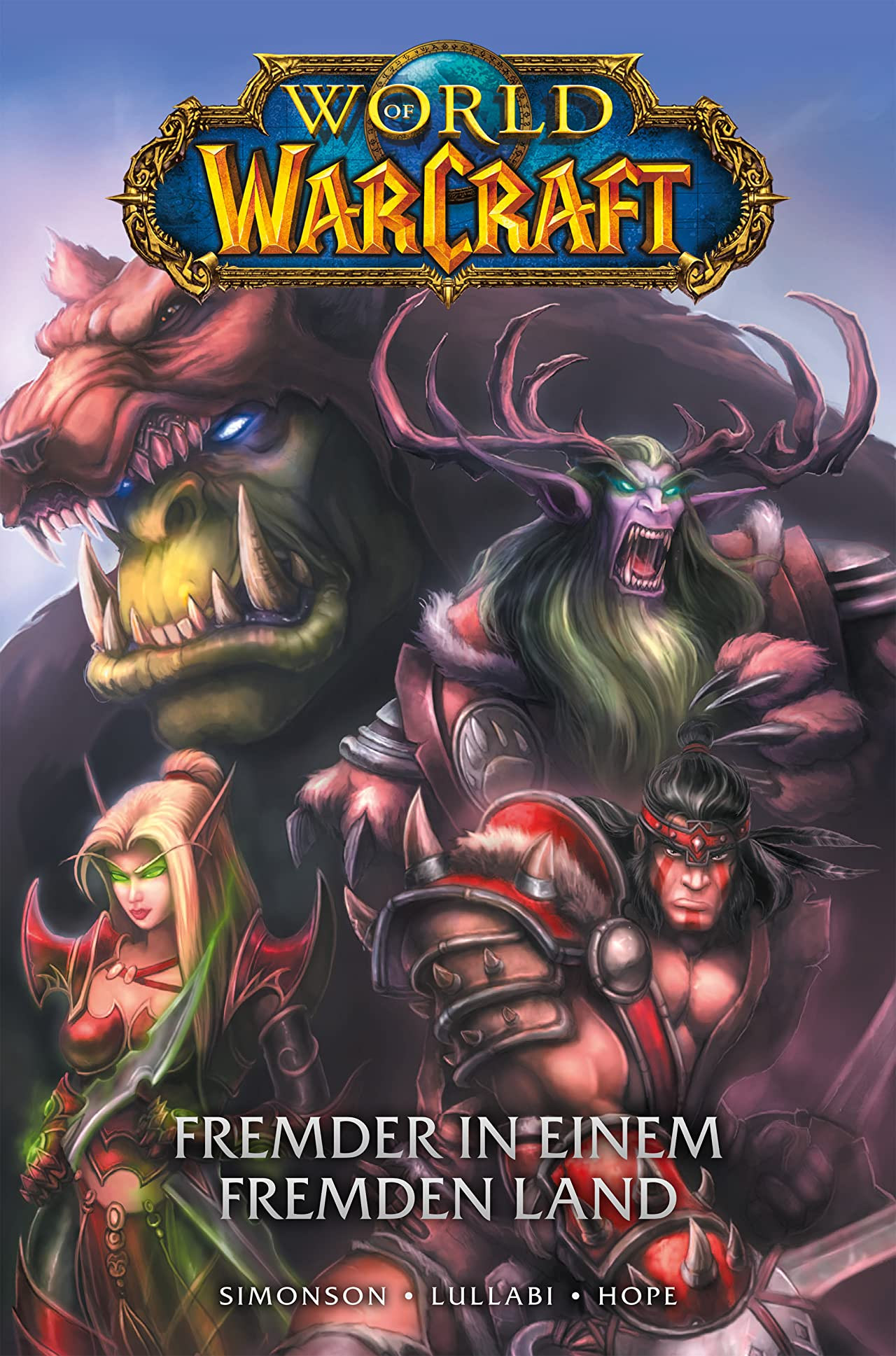 World of Warcraft Vol. 1: Fremder in einem fremden Land