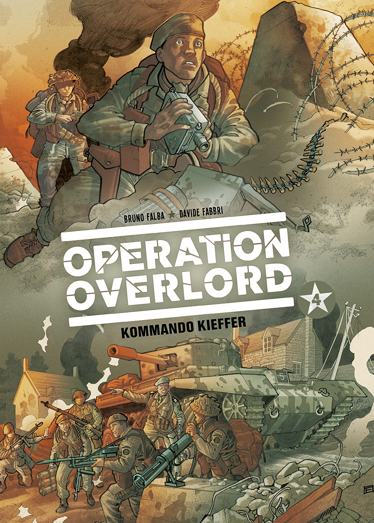 Operation Overlord Vol. 4: Kommando Kieffer