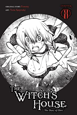 The Witch's House: The Diary of Ellen #8