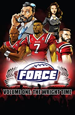 Force Tome 1: The Wright Time