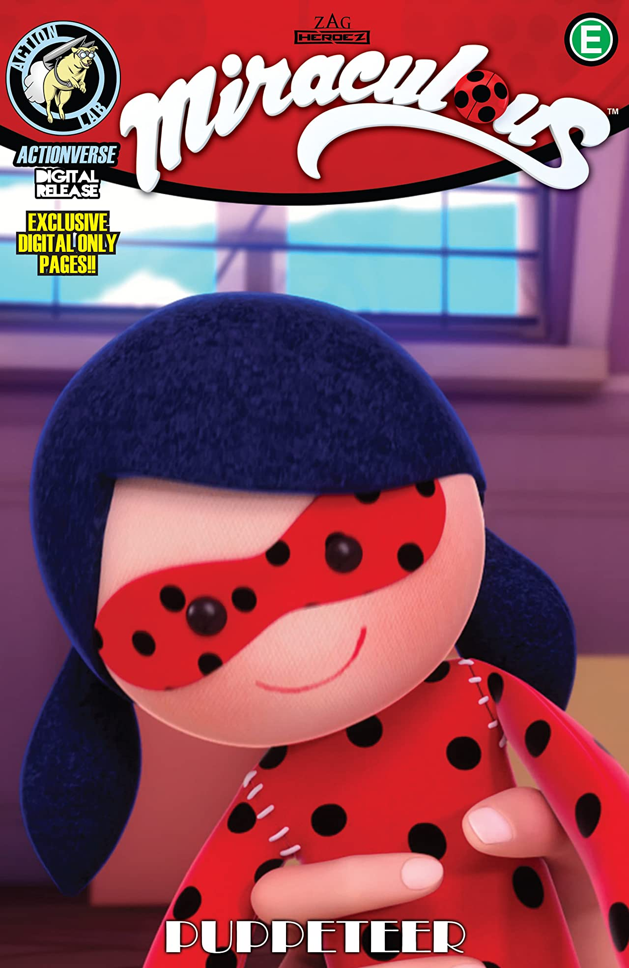 Miraculous: Tales of Ladybug and Cat Noir #22