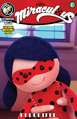 Miraculous: Tales of Lady Bug and Cat Noir #22