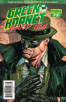 Green Hornet: Blood Ties #2