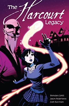 The Harcourt Legacy Tome 1
