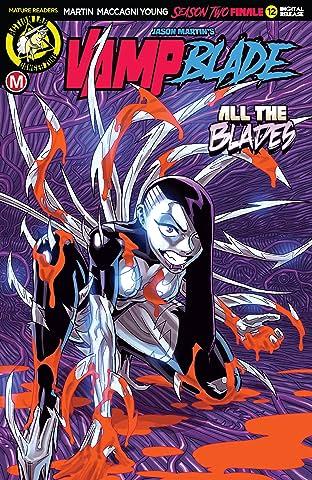 Vampblade Season 2 No.12