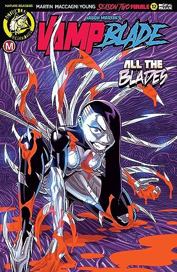 Vampblade Season 2 #12