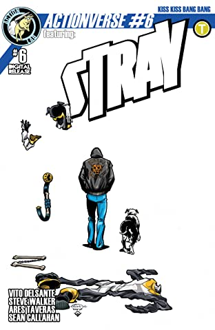 Actionverse: Stray No.6