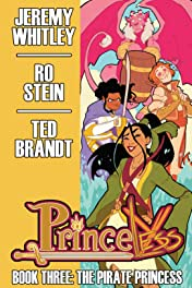 Princeless: Book 3 - The Pirate Princess Deluxe Vol. 3