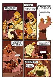 Princeless: Book 3 - The Pirate Princess Deluxe Tome 3