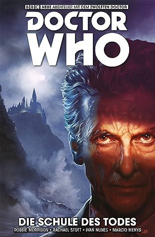 Doctor Who - Der Zwölfte Doctor Vol. 4: Die Schule des Todes