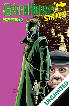 The Green Hornet Strikes! #4