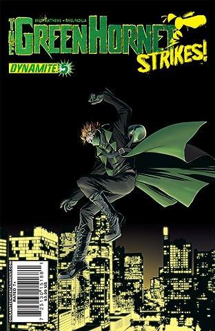 The Green Hornet Strikes! #5
