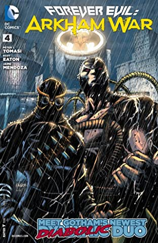 Forever Evil: Arkham War (2013-2014) #4 (of 6)