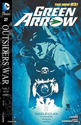 Green Arrow (2011-) #27