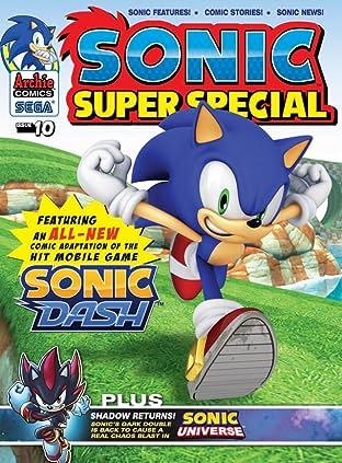 Sonic Super Special Magazine #10