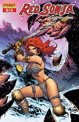 Red Sonja: She-Devil With a Sword No.12