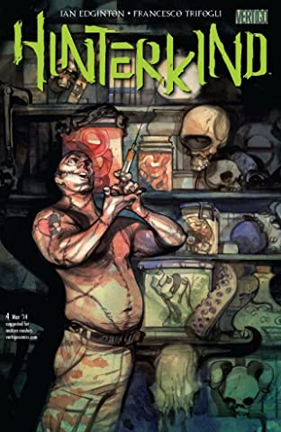 Hinterkind (2013-2015) #4