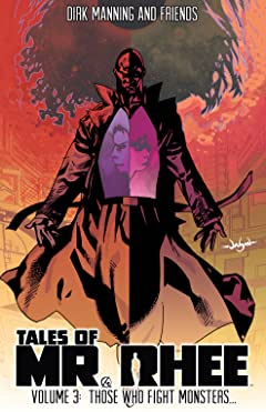 Tales of Mr. Rhee Vol. 3: Those Who Fight Monsters...