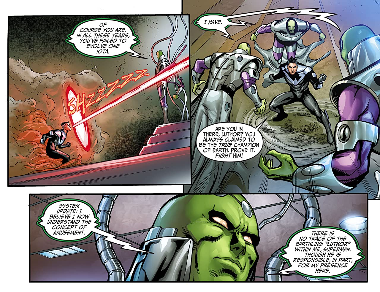 Justice League Beyond 2.0 (2013-2014) #11