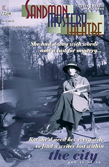 Sandman Mystery Theatre (1993-1999) #62