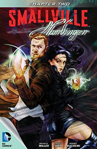 Smallville: Harbinger #2