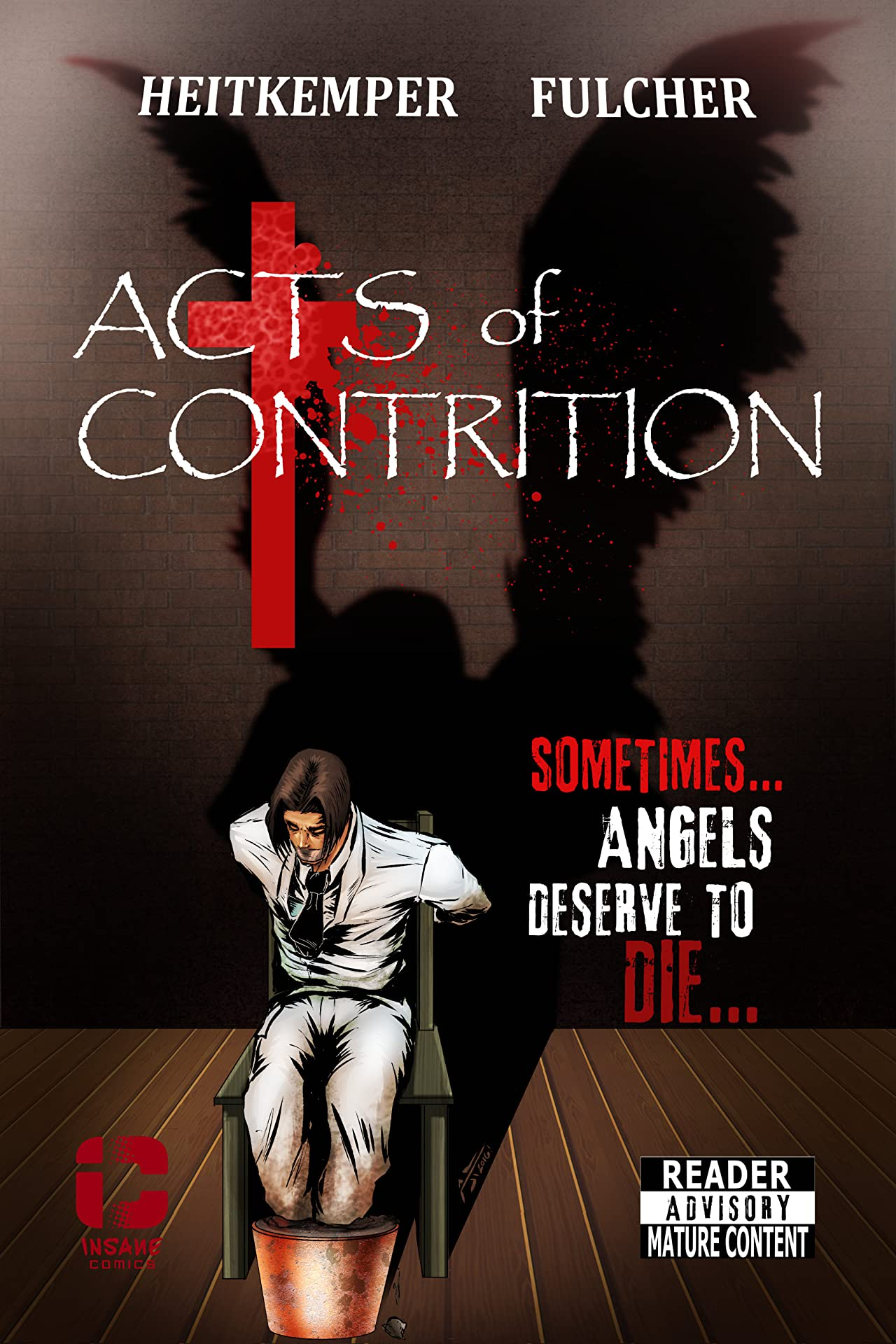 Acts Of Contrition Vol. 1