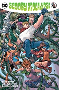 Scooby Apocalypse (2016-) Vol. 3