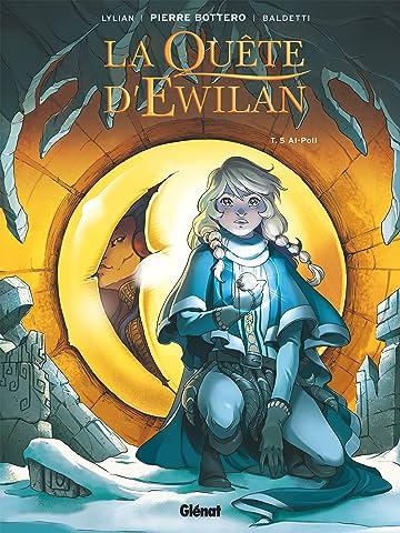 La quête d'Ewilan Vol. 5: Al-Poll