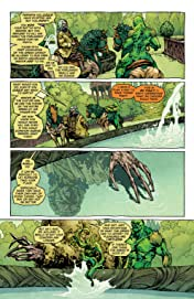 Swamp Thing (2011-2015) #27