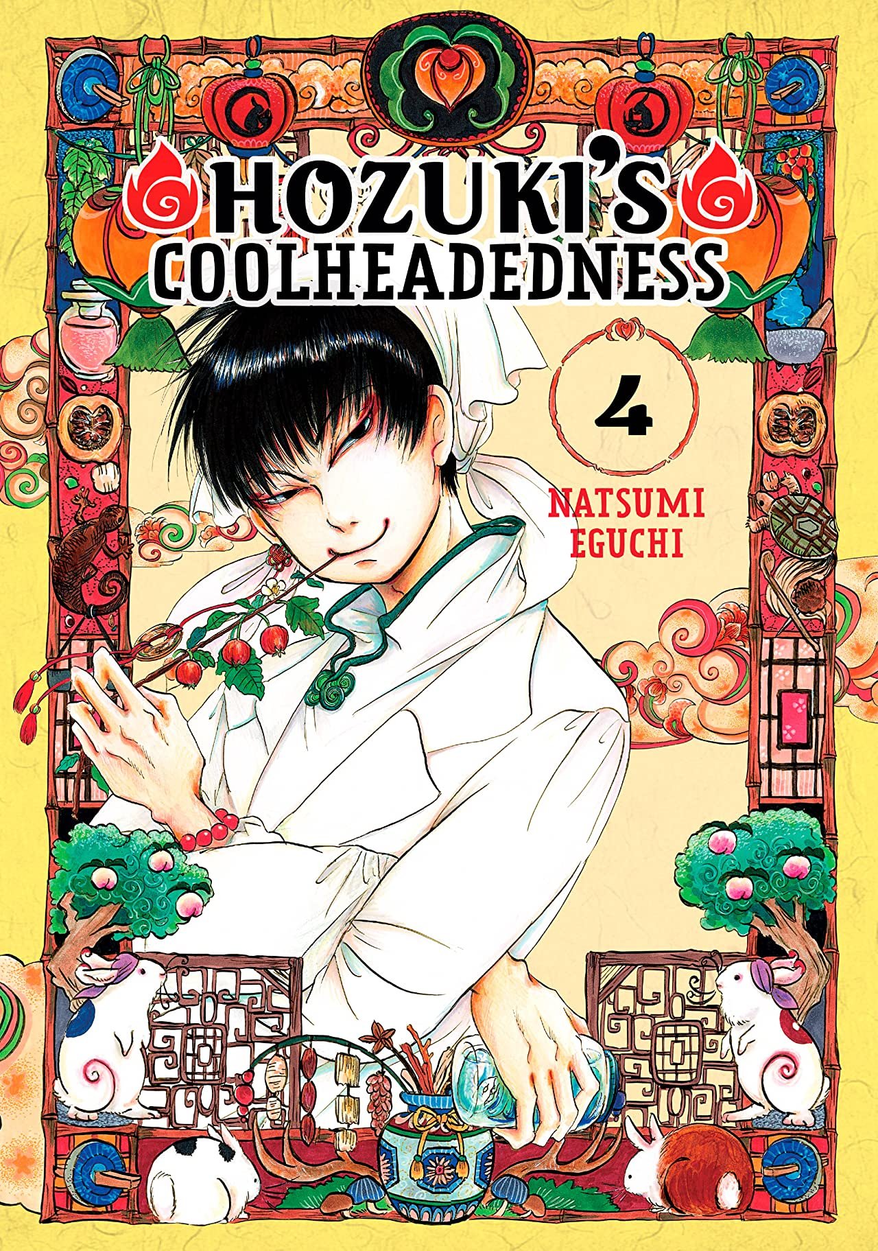 Hozuki's Coolheadedness Vol. 4